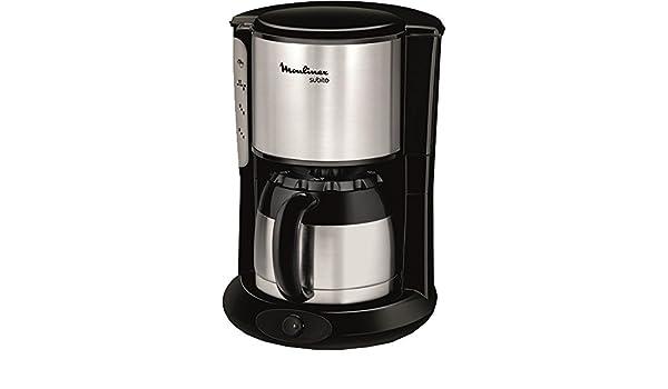 Moulinex Subito - Cafetera térmica, 850 W: Amazon.es: Electrónica