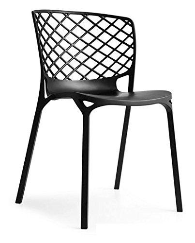 Calligaris Dining Chairs - Beautiful Indoor/Outdoor stackable chair