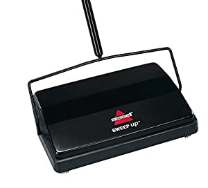 Bissell 2101C Sweep up Cordless Sweeper, Blue