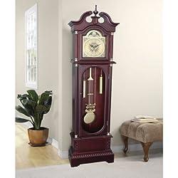 Daniel Dakota Floor Standing Grandfather Clock by Jenlea