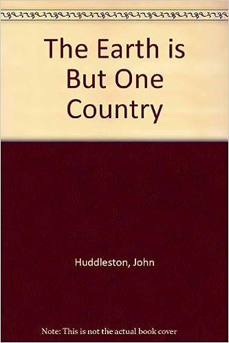 eBookStore online: The Earth Is But One Country auf Deutsch PDF DJVU FB2