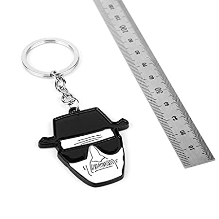 FITIONS - TV Keychain Breaking Bad Holder Walter White ...