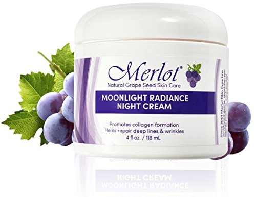 Merlot Moonlight Radiance Night Cream Merlot Corporation MO14