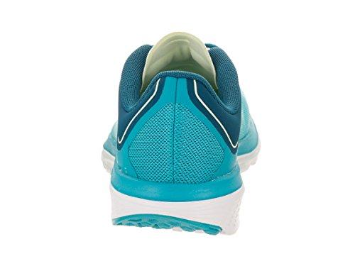 Nike 852448-003, Sneakers trail-running femme Chlorine Blue/Industrial Blue