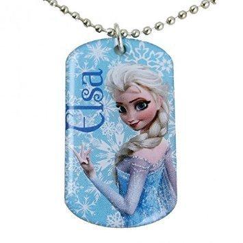 Elsa Dog Tag by FIRST CLASS VENDING