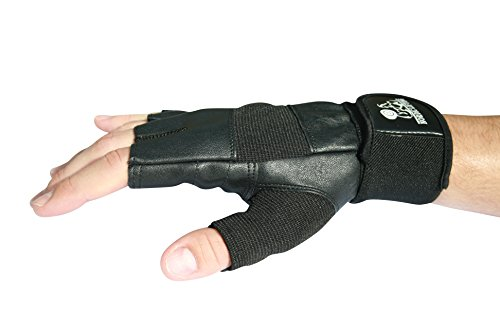 Weight Lifting Gloves With Wrist Support For Gym Workout Fit Weightlifting  Ebay-7734
