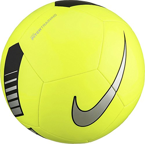 Nike Pitch Training Soccer Ball (Volt) Size 4 (Soccer Nike Training)