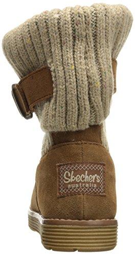 Skechers Adorbs Donna US 8.5 Beige Stivale da Inverno