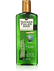 Thicker Fuller Hair Revitalizing Shampoo, 12 Ounce