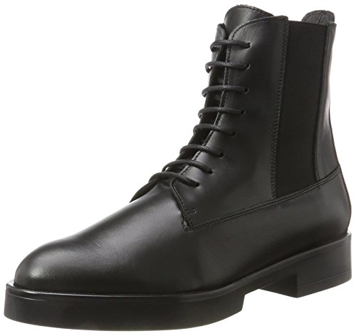 Black Botas KMB Mujer Raider Negro para Chelsea 5Y4nP04r