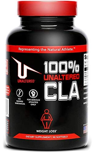 CLA Safflower Oil for Weight Loss and Belly Fat (Softgels) - Natural Fat Burner Diet Pills Supplement - Keto Friendly - 100% Pure Extract (for Both Men & Women) - 30 Servings