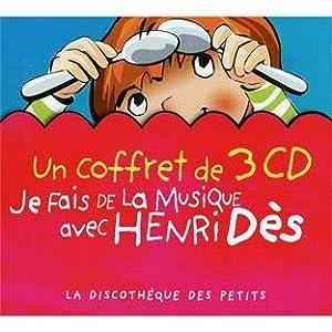 """Afficher """"Je fais de la musique avec Henri Dès"""""""