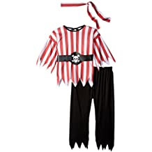 RG Costumes Pirate Boy Costume, Child Small/Size 4-6