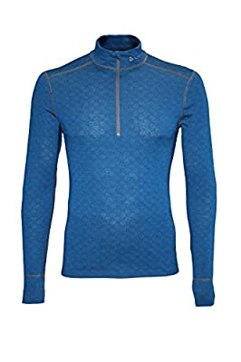 Thermowave - Merino Xtreme/Mens Merino Wool 200 GSM Thermal Underwear Shirt