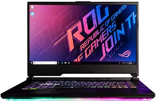 CUK ASUS ROG Strix III G GL531GW Gaming Laptop (Intel i7-9750H, 32GB RAM, 1TB NVMe SSD + 1TB HDD, NVIDIA GeForce RTX 2070 8GB, 15.6