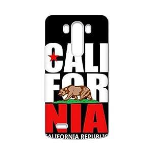 california republic t shirt Phone Case for LG G3