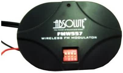 Absolute FMW557 Wireless FM Modulator