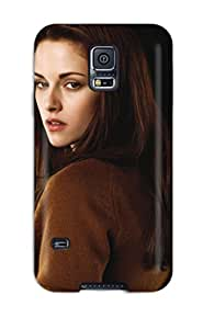 New Kristen Stewart In Twilight Eclipse Tpu Case Cover, Anti-scratch CaseyKBrown Phone Case For Galaxy S5