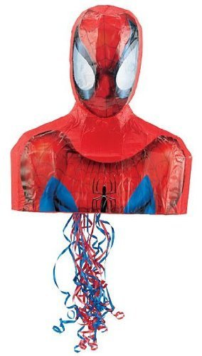 Spiderman Pinata (each) by Unique Industries