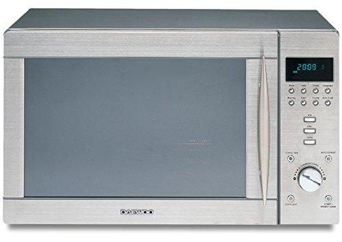 Daewoo KOC-1B4KA Combi Microwave, Acero inoxidable, 560 x 542 x ...