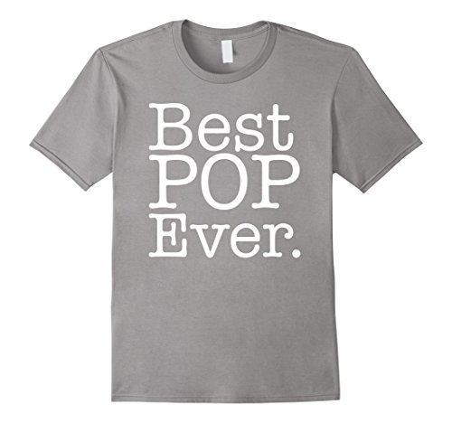 Men's Best Pop Ever shirt - father day t shirts gift for DAD XL (Father Son Halloween Costumes 2016)