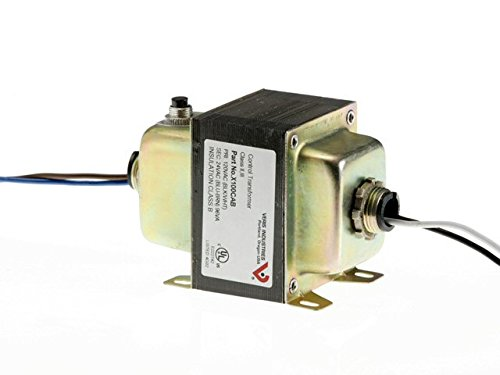 Veris,Transformer,100VA,120-24VAC,CB,FT & Dual Hub, X100CAB