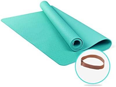 B-fengliu Estera de Yoga Multiusos Doble Espesar Extender ...
