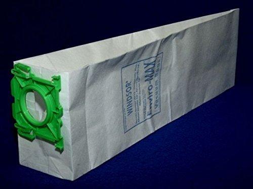 Windsor 5300 or 8.600-050.0 Vacuum Bags 1 case of 10 Packages 100 Vac bags