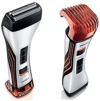 Alta calidad Philips StyleShaver estilo y afeitado barba Trimmer ...