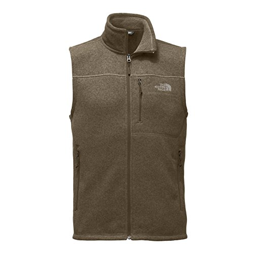 The North Face Mens Gordon Lyons Vest - Beech Green Heather - XL