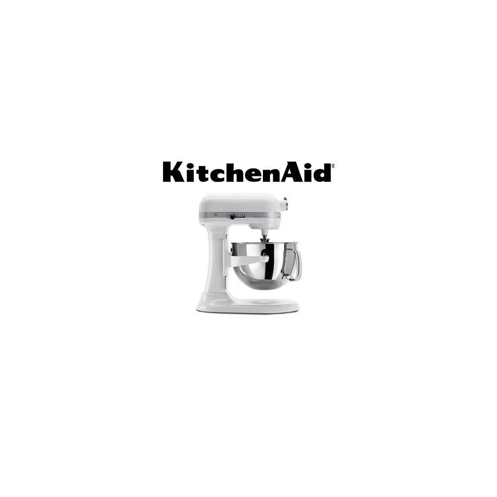 ALFA International KP26M1XWH 6 Quart Professional Stand Mixer
