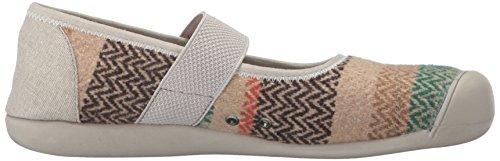 KEEN Damen Sienna MJ Canvas Schuh Wolle gestreift