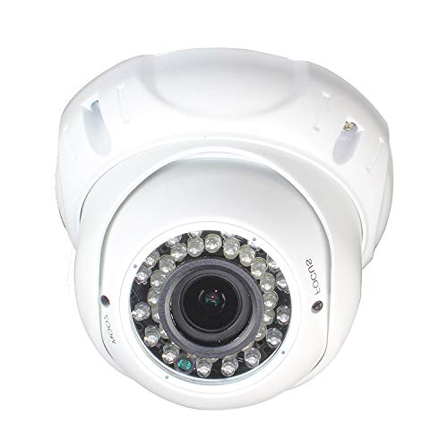 Sinis HD-SDI 1080P CCTV Camera,2.8-12mm Varifocal Lens,36 IR LEDs,Day Night Vision Outdoor/Indoor IP66 Waterproof, Home and Business Video Surveillance Security System-Default HD SDI Output