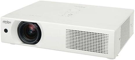 Sanyo PLC-XU106 - Proyector, 4500 Lúmenes del ANSI, LCD, XGA ...