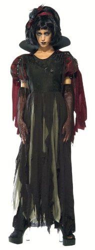 Snow Fright Costume - Large - Dress Size 12-14