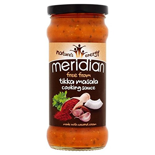 Meridian libre de los Tikka Masala salsa de 350g