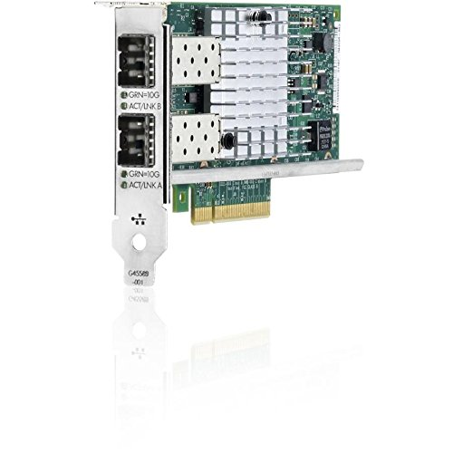 HP 665249-B21 - HP NC560SFP+ 2Port 10GbE NIC PCI-E NEW