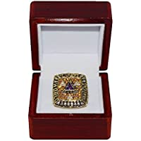 $99 » LOS ANGELES LAKERS (Kobe Bryant) 2002 NBA FINAL WORLD CHAMPIONS (Back-to-Back Champs) Rare & Collectible Replica NBA Gold…