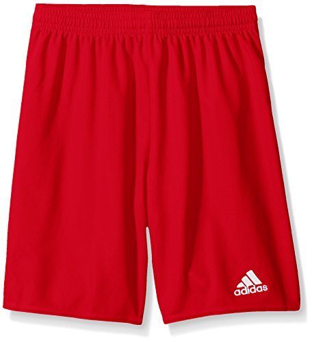 adidas Youth Parma 16 Shorts, Power Red/White, Medium]()