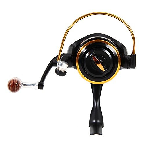 (12+1 BB Bearings 4.7:1 Left Right Spinning Reels Saltwater Fishing YA6000)