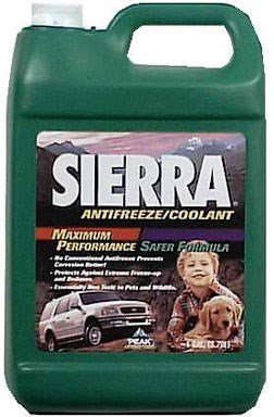 Sierra Antifreeze-Coolant Propylene Glycol by Old World