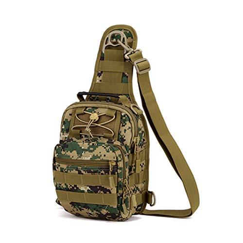 Nassau Game Table - Shoulder Handbag Waist Packs Men Multi-function Waterproof Pack Belt Bags Z190,Digital jungle S