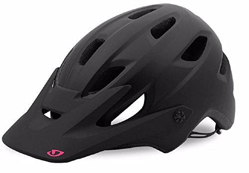 Giro-Cartelle-MIPS-Matte-Black-Bright-Pink-Ladies-Mountain-Bike-Helmet-Size-Small
