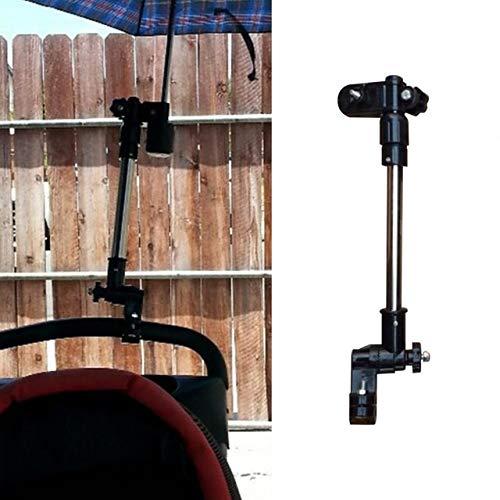 Adjustable Baby Stroller Umbrella Holder Plastic Stroller Umbrella Stand Holder Baby Stroller Accessories