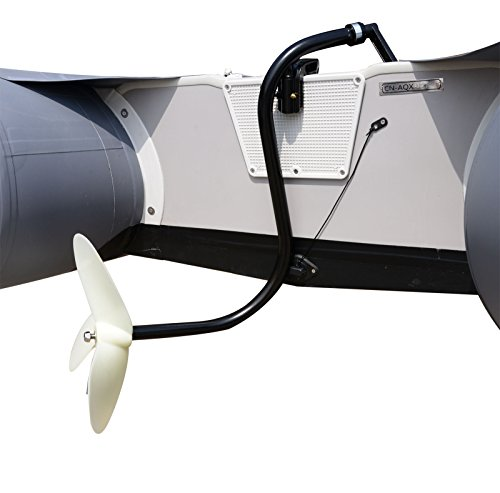 NEW HAND OPERATED PROPELLER OUTBOARD MOTOR INFLATABLE BOAT TROLLING MOTOR BOAT