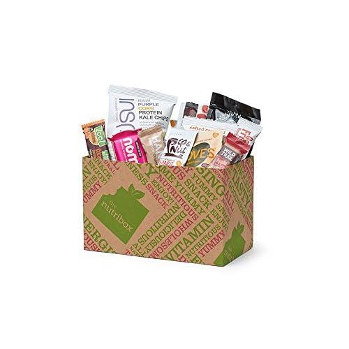 Nutribox Healthy Snack Box Vegan & Gluten Free (Small)