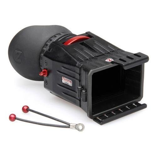 Zacuto C100 Z-Finder Pro Optical Viewfinder for Canon C100 LCD, 40 mm Lens Diameter, 1.8x Magnification by Zacuto