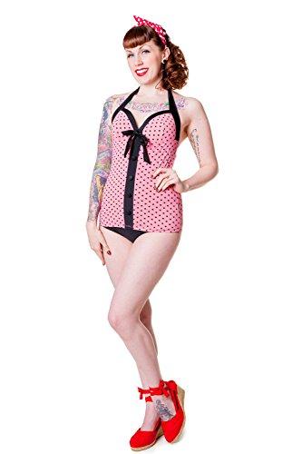 Banned-Polka-Dot-Retro-Swimsuit