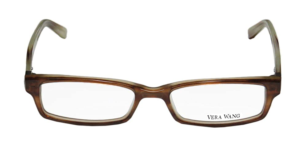 Amazon.com: Vera Wang Lentes V051 Sol Suede 49 mm: Clothing