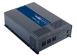 Samlex Pst- 150s -12a 1500 Watt Dcac Pure Sine Wave Inverter - 12v